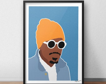 André 3000 INSPIRED Print / Poster
