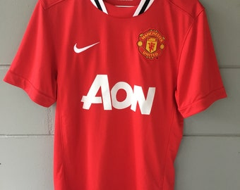 Wayne Rooney Manchester United Jersey sz Mens Small / Womens M