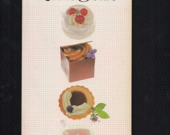 The Book of Chocolates and Petits Fours 1989 Paperback by Beverly Smith Kitchen Treats Cookies Cakes Candies