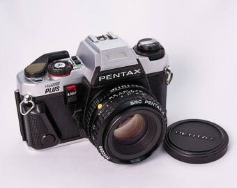 Pentax Program Plus with Pentax-A 50mm Lens