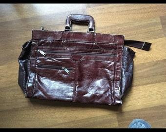 Vintage Briefcase Herold's