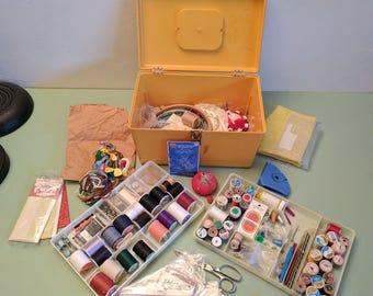 Granny's Sewing Box