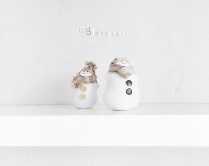 Snowman Ornament, Christmas Ornament, Christmas Gift, Wedding Decoration, Home decor, Snowman decor, handmade decor, Christmas decor