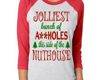 Jolliest shirt | Etsy