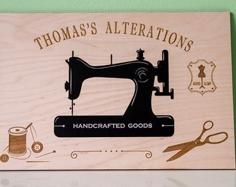 Personalized Business Sign, Custom Made Business Sign, Indoor sign, wooden sign, business sign, wood sign, custom wood sign, Personalized