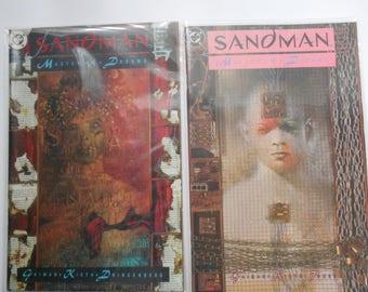 Sandman - Master of Dreams - May 1989 #4 & #5 ~ Price Reduced!!