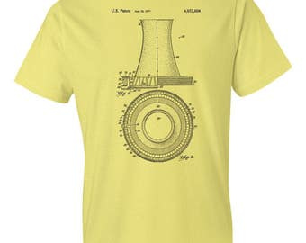 Nuclear power etsy for Nuclear medicine t shirts
