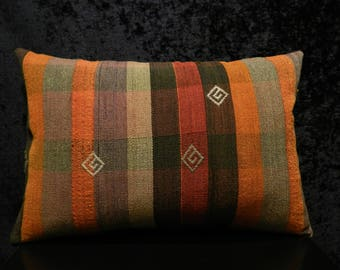 kilim pillow, turkish pillow,handmade pillow,decorativepillow,24x16inch,60x40cm