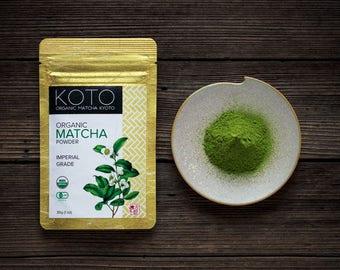 Organic Matcha Powder 'Imperial Grade' 30g
