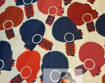 Ankara African Fabric - Classic Alexander Henry Afros