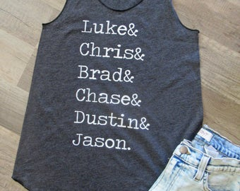 Country Boys/ Country Tank