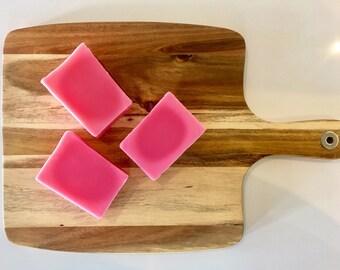 Coconut Soap - Pretty in Pink