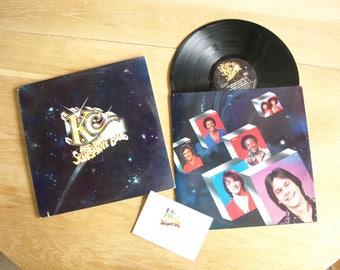 KC and the Sunshine Band - Who do ya love Album LP