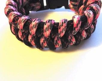 Fishtail Bellyweave Paracord Bracelet, Paracord Bracelet, Woven Bracelets