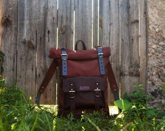 Brown backpackbcollege backpack cotton backpack canvas backpack backpack backpack city backpack fabric backpack big backpack laptop bcollege