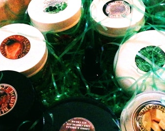 Body Butter Gift Basket Organic