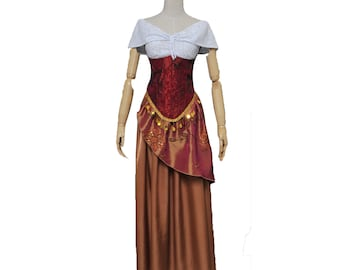 The Phantom of the Opera Christine Daae Dress Costume Cosplay