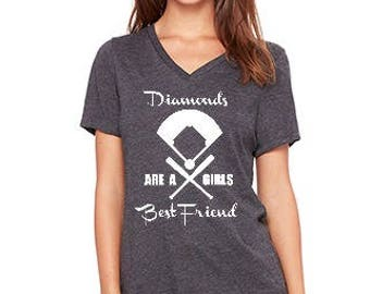Diamonds Are A Girls Best Friend **BASEBALL DIAMONDS!!