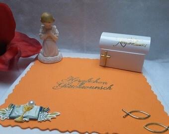 Money gift confirmation / communion