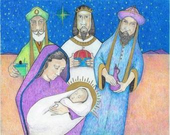 Christmas Card custom