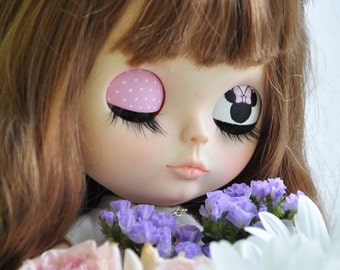 Custom Blythe Dolls For Sale by SALE and Free shipping!!! Custom Blythe OOAK - Miss Minnie