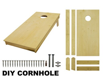 Unfinished cornhole boards | DIY Boards | Bean Bag toss