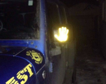 Yellow NightWave™ for Jeepers