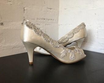 Arabella (bridal wedding shoes)