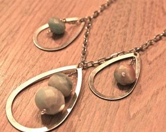 statement bib necklace