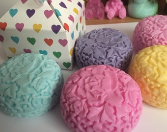 Mothers day boxed soap skin friendly vegan friendly