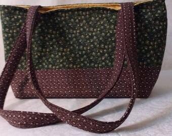 Tote Bag, Shoulder Bag, knitting bag, Shopping Bag