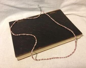 Chris Cornell Soundgarden 1989/90 bead necklace, New, handmade by Kiribeads