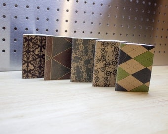 MINI JOURNALS 100% Recycled