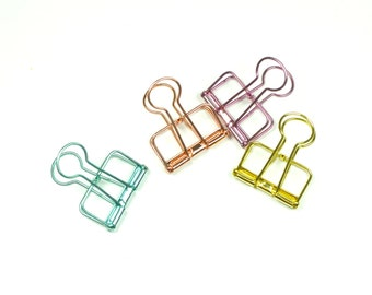 Large Metal Binder Clip
