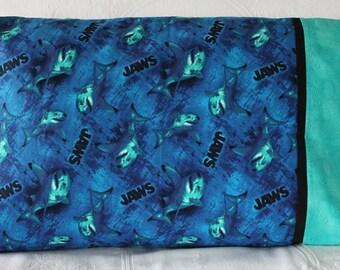 Jaws pillowcase