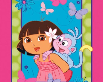 Nickelodeon Dora and Boots From Springs Creative