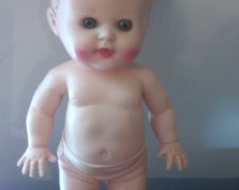 1950s Tod-l-Tot Doll The Sun Rubber Co