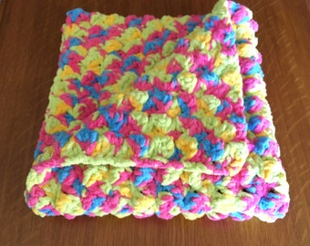 Sale! Baby Blanket, Car Seat Blanket, Stroller Blanket, Photo Prop