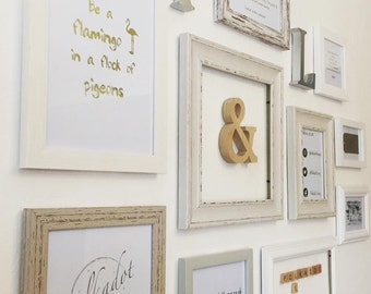 Bespoke Gallery Wall Photo Frame Kit