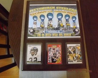 Pittsburgh Steelers Superbowl Championships