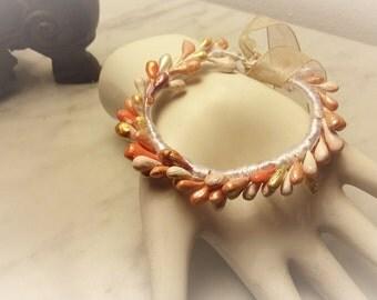 Bridesmaids bracelet.