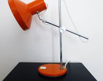 Desk 70s Vintage lamp