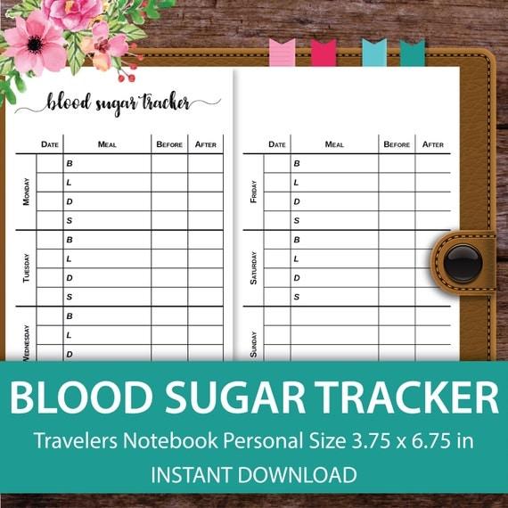 blood sugar tracker blood pressure blood glucose log blood