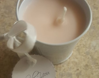 Cute scented candles