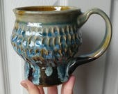 Halcyon Dusk Textured Mug...