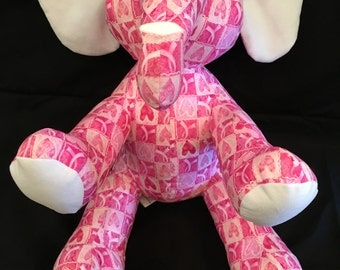Breast Cancer Awareness Elephant