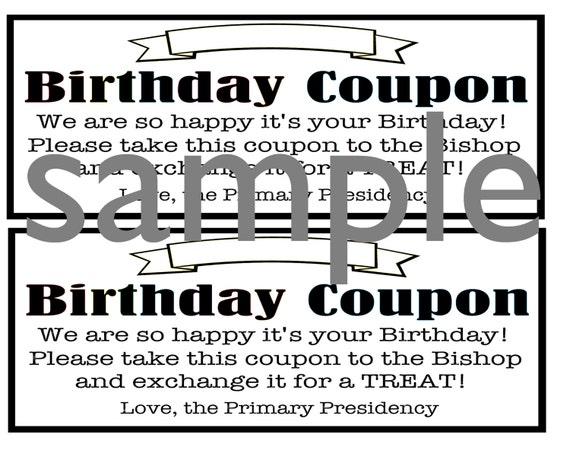 Spinning fork coupons