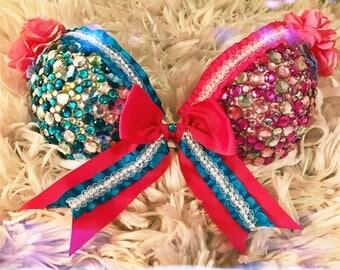 Princess Aurora Rave Bra ~ Make it pink, Make it blue