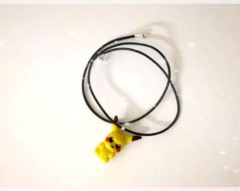Necklace pendant Pikachu Pokemon