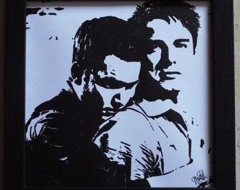 Torchwood - Ianto and Jack